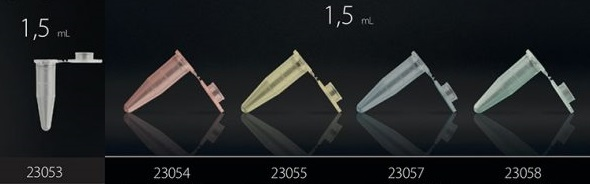 Easy-lock ® микропробирка 1,5 мл F.L.Medical