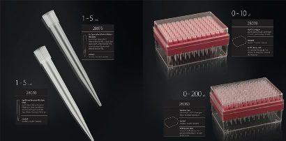 Promed ® наконечники для пипеток в штативе F.L.Medical