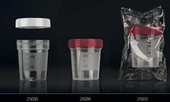 Urintainer® Контейнеры для анализа мочи 120 мл F.L.Medical