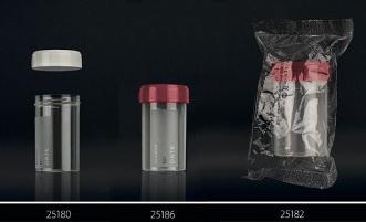 Urintainer® Контейнеры для анализа мочи 60 мл F.L.Medical